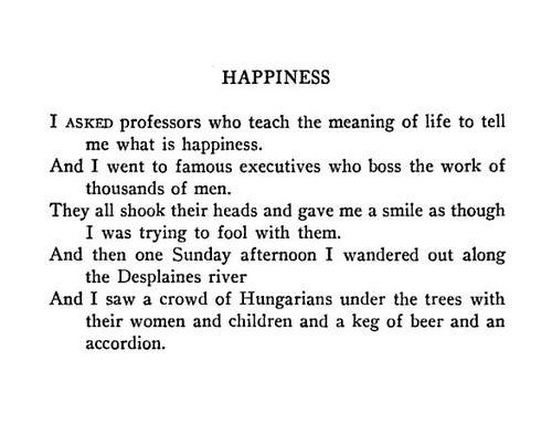 Carl Sandburg Poems | hud : from Carl Sandburg's Chicago Poems
