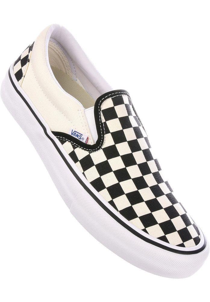 Vans Slip-On-Pro - titus-shop.com  #MensShoes #MenClothing #titus #titusskateshop