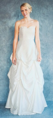 stunning eco and Fair Trade wedding dresses