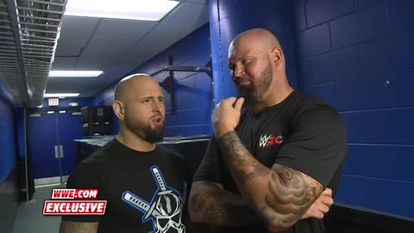 EXCLUSIVE: How does Karl Anderson feel about taking on Cesaro TONIGHT on WWE Raw?