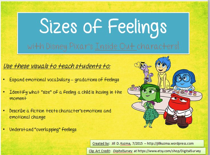 teaching children how to tell you when they feel unwel