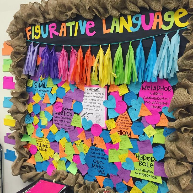 Every single day our figurative language bulletin board looks more and more like my to-do list. #nojoke #procrastinator  Proud of these kids for continuously looking and listening for figurative language in literature.