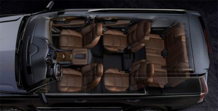 2020 cadillac xt6 interior | automotrends | Cadillac ...