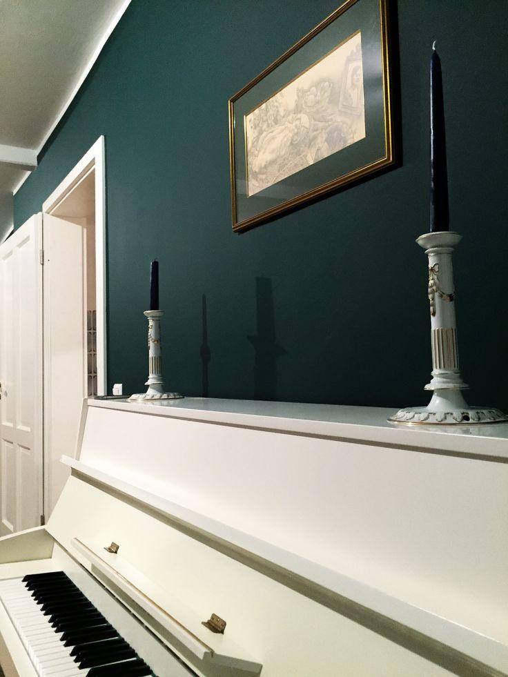 58 besten gr ne wandfarben kreidefarben bilder auf pinterest. Black Bedroom Furniture Sets. Home Design Ideas