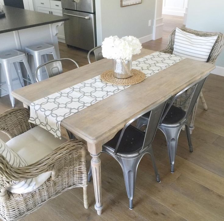 about restoration hardware table on pinterest restoration hardware