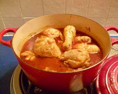 Slow Cooked Chicken Drumsticks In BBQ Sauce Recipe - Slow cooker