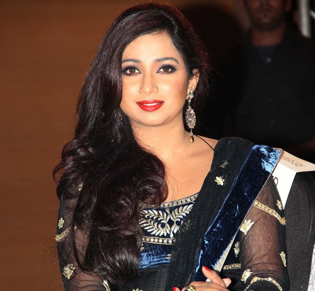 Shreya Ghoshal is a Bengali Indian Playback Singer  She also