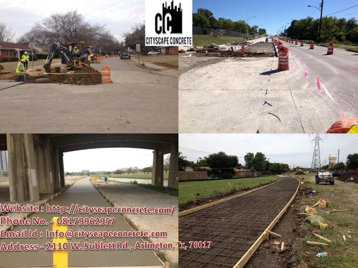 All Types Of Contractors Including Paving Repair Contractors Arlington Tx Are Available At Cityscape Concrete Cityscape Concrete is the house of all types of contractors that are trained to be experts in all types of concrete jobs, construction repairs or anything. •You will get the best Paving Repair Contractors Arlington Tx. •You will also get Sidewalks and Ramps Contractors Arlington Tx under the same roof.  Now you know where to go for all your post-tension foundations.
