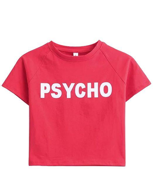 Psycho t-shirt buy shop
