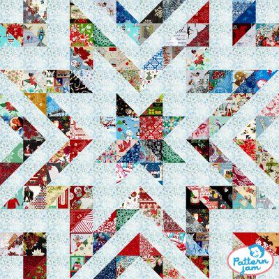 Patternjam Free Online Quilt Pattern Design Software Pattern