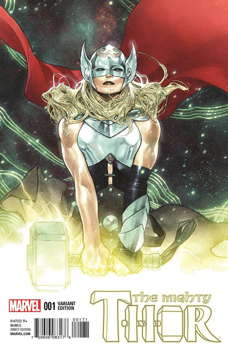 THE MIGHTY THOR #1 - Preview