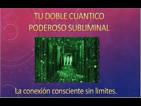 Contactar con el doble cuántico antes de dormir, solicitar que muestre la opción…