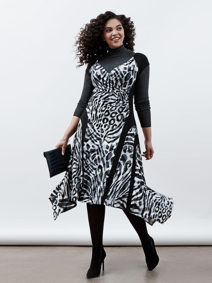 Winter Dress Fashion