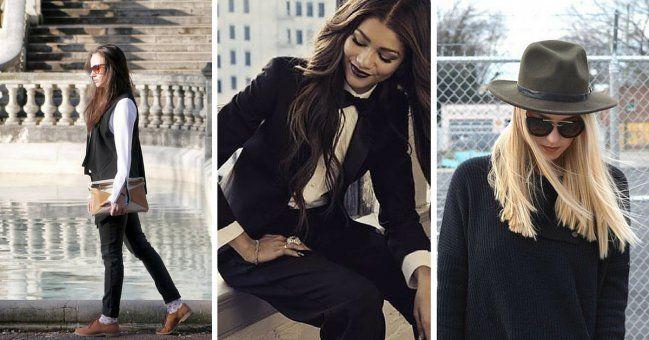 Descubre cómo llevar la nueva tendencia: la moda andrógina - IMujer