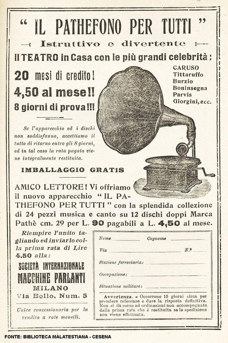 Imperdibile! 1918