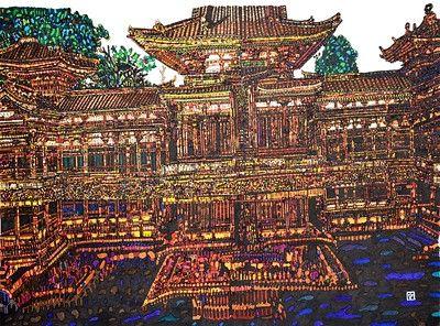 Artist - Mamoru Morita  森田 守