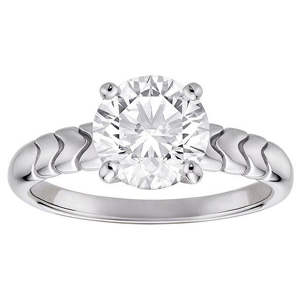 スピガ(Spiga) - BVLGARI(ブルガリ)の婚約指輪(エンゲージメントリング)ブルガリの婚約指輪・エンゲージリングのまとめ一覧♡
