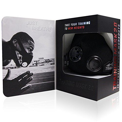 Training Mask 2.0 [Black Out], Elevation Training Mask, Fitness Mask, Workout…