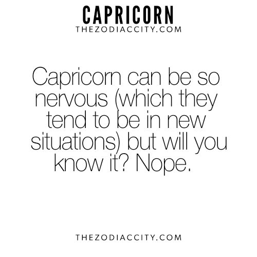 Zodiac Capricorn Facts - For more zodiac fun facts, click here.
