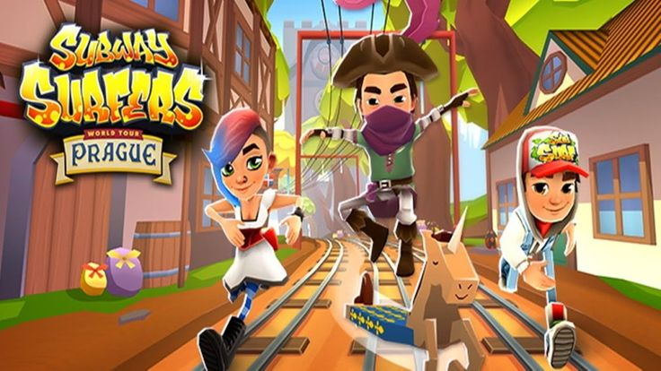 Descargar Subway Surfers: Prague – Samsung Galaxy S6 Edge Gameplay para Celular  #Android  #Android  Subway Surfers: Prague (2016) ▻Game Info The Subway Surfers World Tour visits marvelous Prague. Surf through a medieval Subway surrounded by grand …