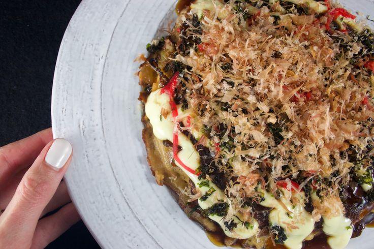 Okonomiyaki maison/Mets traditionnel japonais/Recette rapide et facile