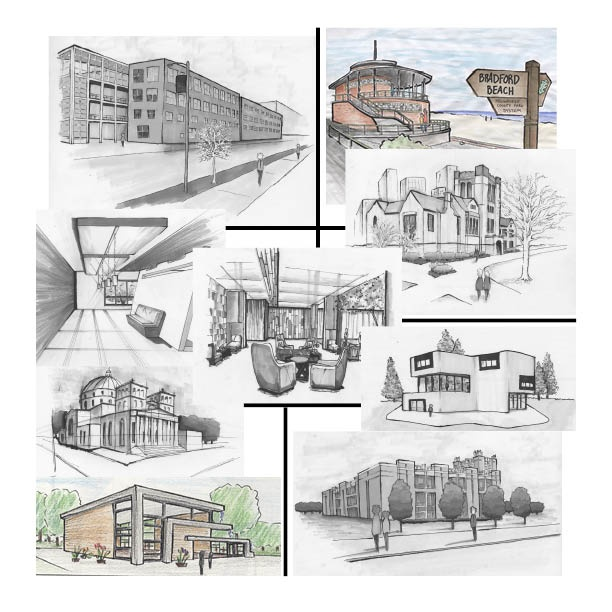 42 best architectural sketches diagrams concept designs for Architectural design concepts las vegas