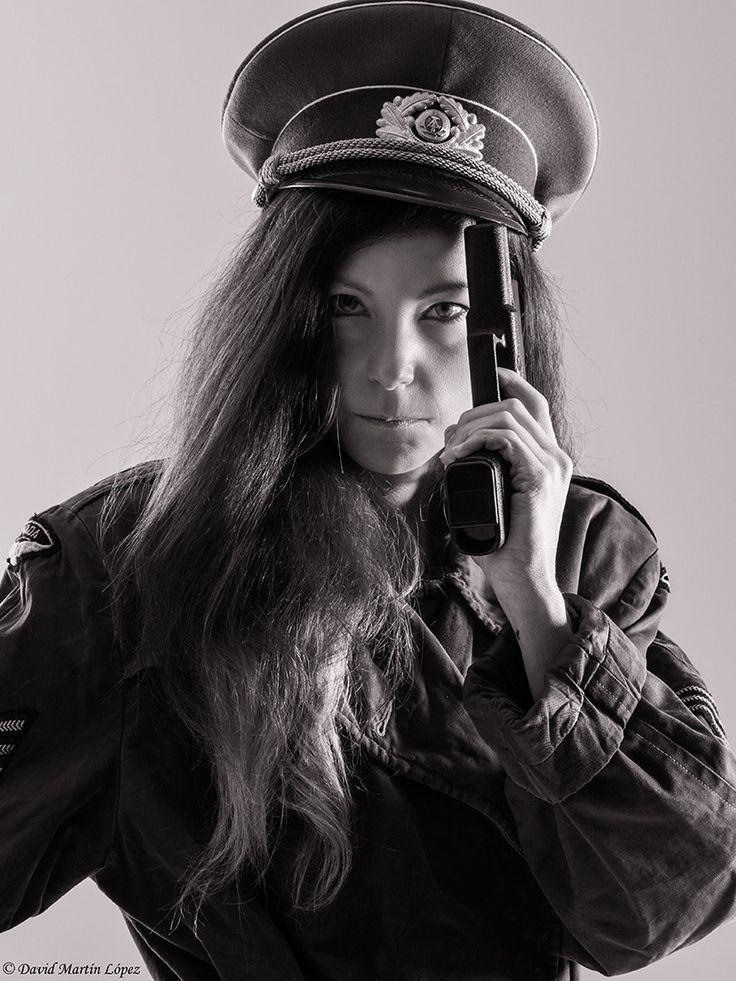 Hey, you! - Model / Modelo: Diana Conde Photography and edition / Fotografía y edición: David Martín López