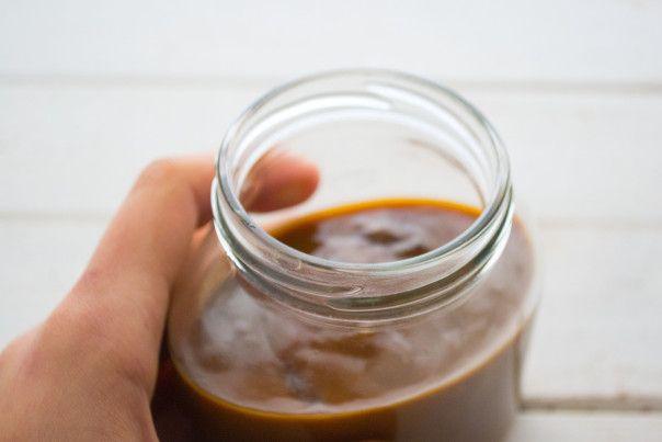 Perfect Caramel Sauce