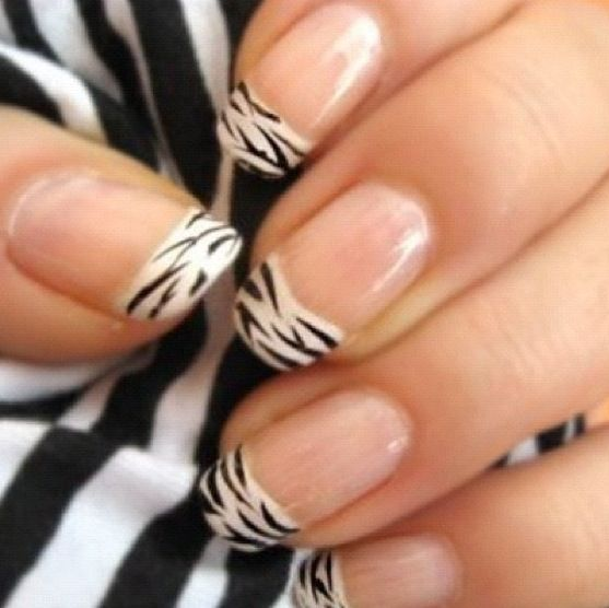 Best 25 zebra print nails ideas on pinterest zebra nail art animal print nail art designs look very trendy as they take nail art trends to unexplored dimensions browse latest animal print nail art designs and trends prinsesfo Image collections