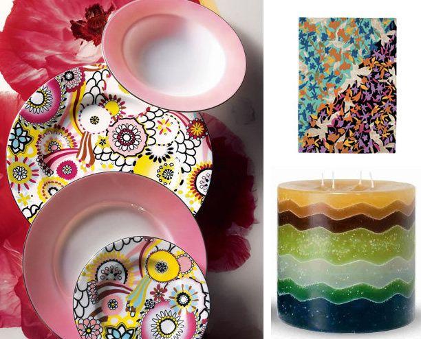 Missoni Home Plates  sc 1 st  Pinterest & 24 best Missoni Home Plates images on Pinterest | Missoni Dinner ...