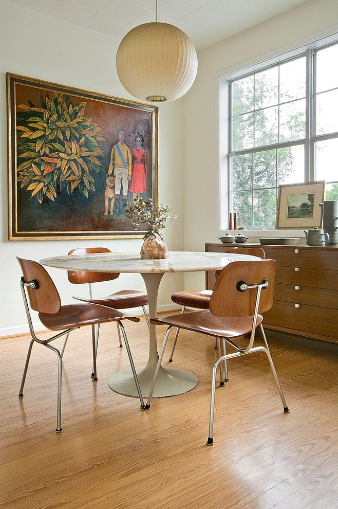 saarinen and eames and nelson