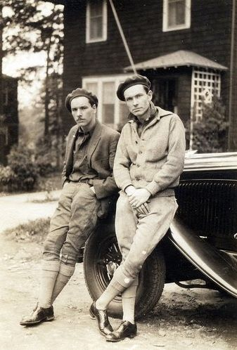 vintage men's clothing