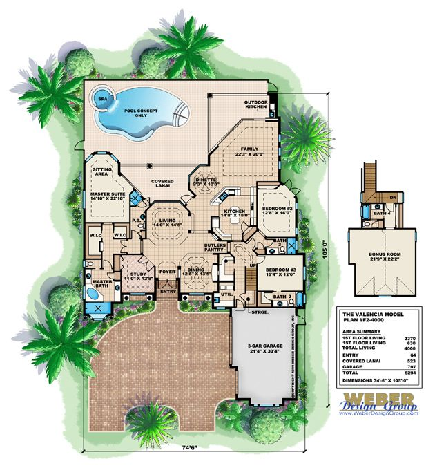69 best House plans images on Pinterest | House floor plans, Dream ...
