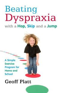 Beating Dyspraxia.  Platt states that the term dyspraxia is more widely used in the United Kingdom, while here in the Unites States we sometimes use the term developmental co-ordination disorder.