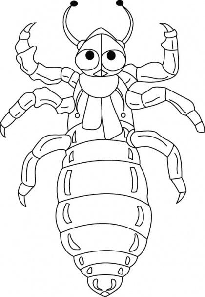 Superman bed bug-sucks human blood coloring pages | Download Free Superman bed bug-sucks human blood coloring pages for kids | Best Coloring Pages
