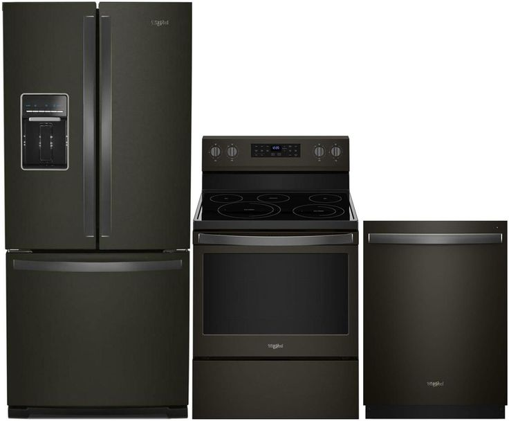 whirlpool 995552 kitchen appliance packages & bundles