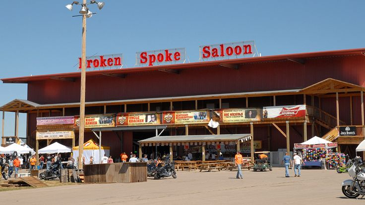 Broken Spoke Saloon : Sturgis Raw Photos : TravelChannel.com