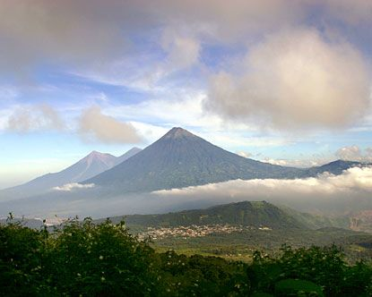 Nicaragua's Geography: Beautiful mountains! | Africa | Pinterest ...