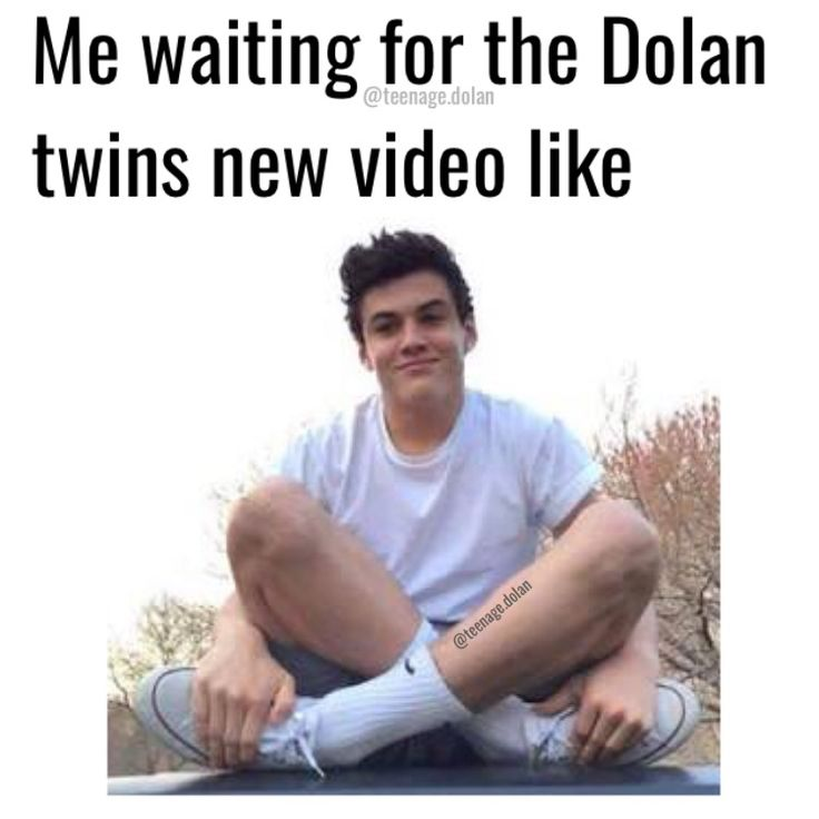 TODAY IS DOLAN TWIN TUESDAY!!