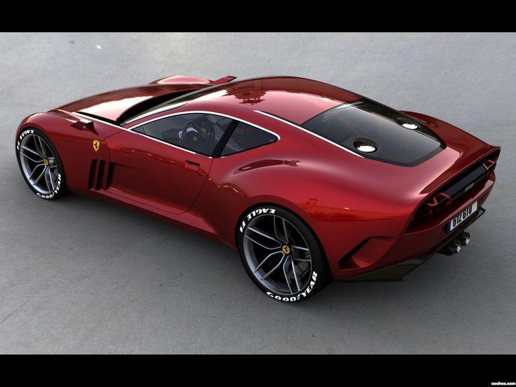 Ferrari 612 GTO by Sasha Selipanov 2009