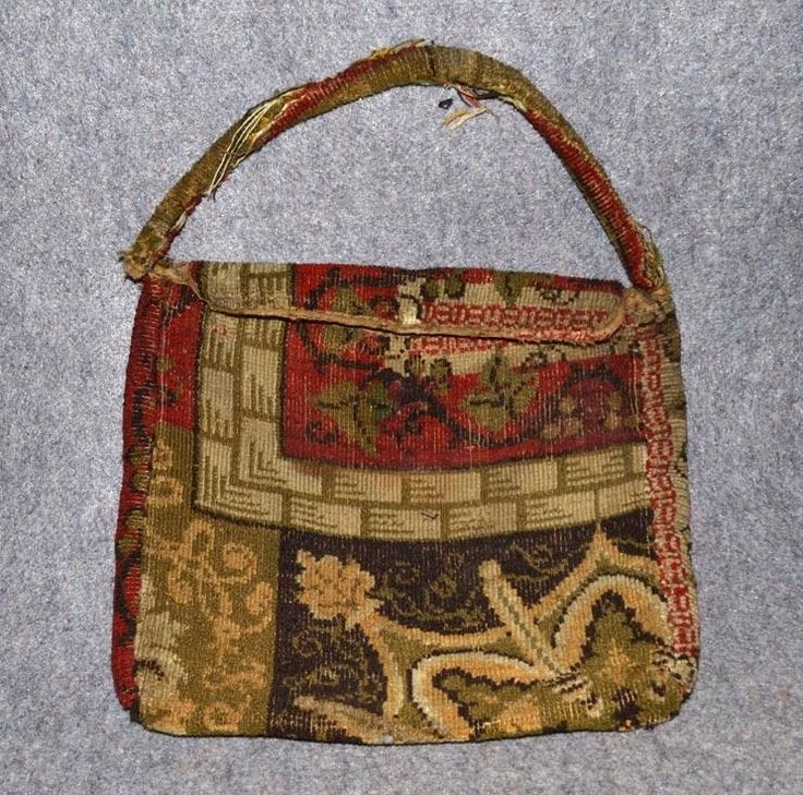 63 Best Images About Carpetbags & Linen Bags On Pinterest