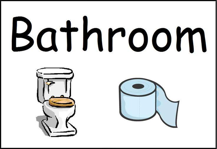 bathroom-sign-clip-art-134794.jpg | Printable bathroom ...