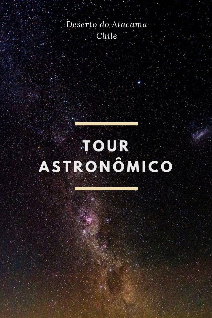 Tour astronômico no observatório SPACE no Deserto do Atacama e como fotografar o céu noturno estrelado.