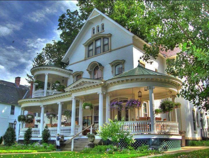 victorian style beautiful home design if i could have this style home with all the things ive ever dreamed of in a house id be set - Housing Design Styles