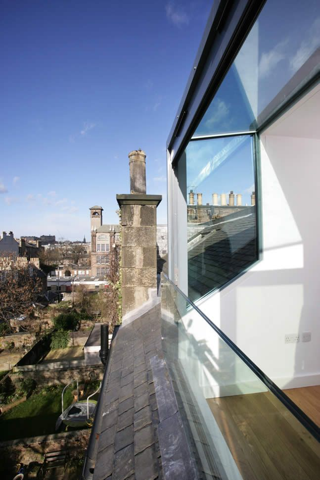 Helen Lucas Architects Edinburgh | project | hartington attic conversion edinburgh | all