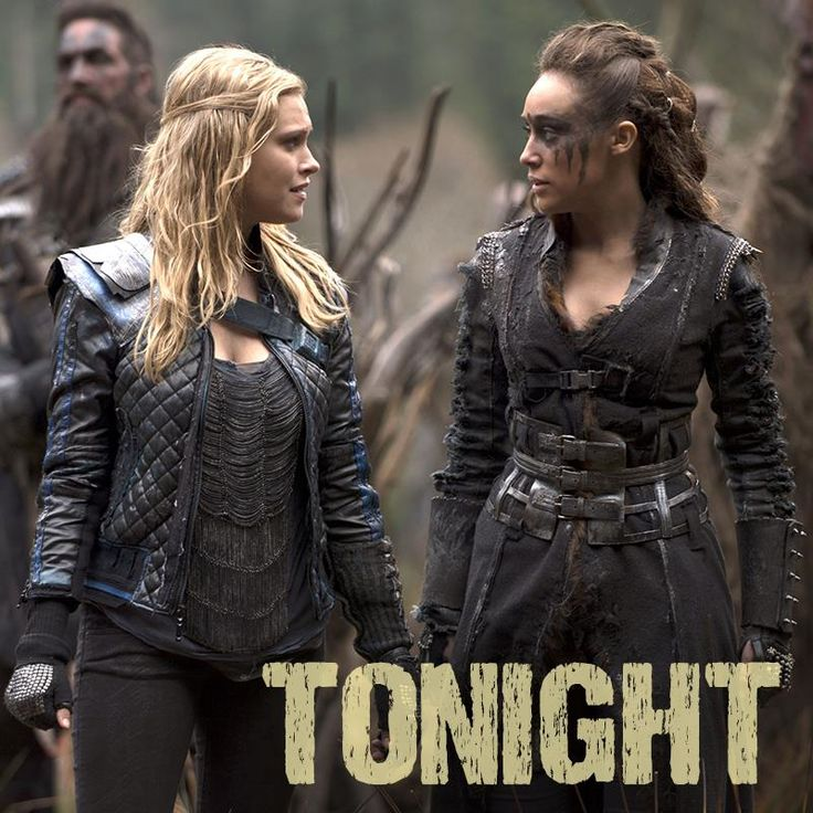Every World has it's leader. Get ready , we march on Mount Weather TONIGHT at 9/8c! #The100