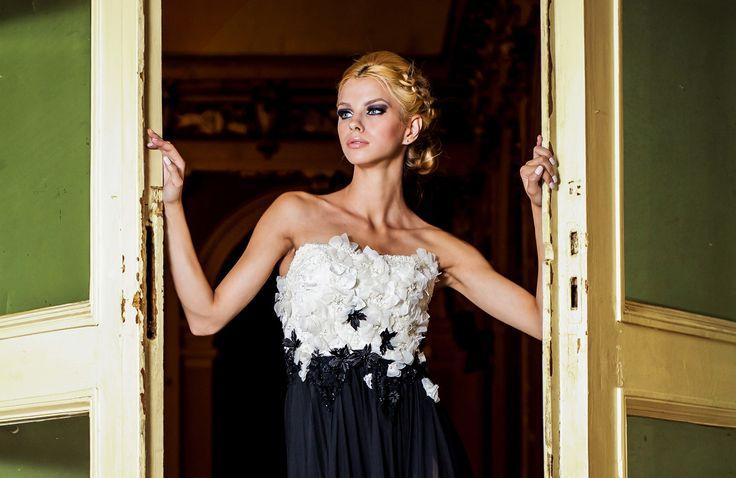 Lany's spring - summer 2013 Photography: Luciana varga Model: Cristina Oltean Designer: Ioana Onaca