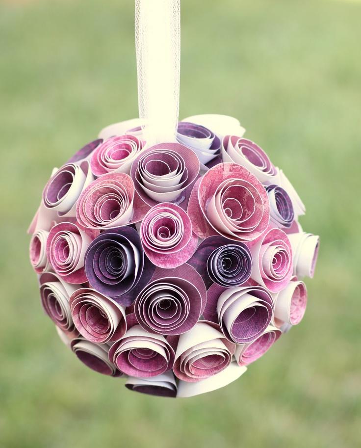 Awesome Flower Girl Bouquet Ball Ideas - Best Evening Gown ...