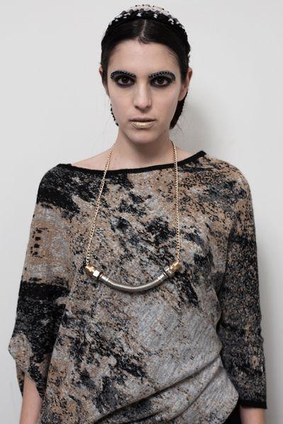 Susana Bettencourt AW13|14 Fragmented Oxidation