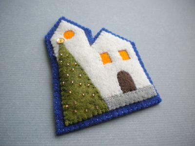 Harujion Design: House Applique
